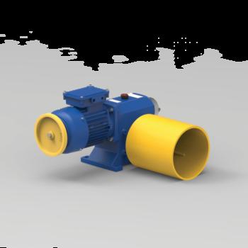 Immagine dell'argano a tamburo per montacarichi M50T.