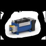Immagine del gearless con puleggia ridotta MGS19L.