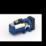 Immagine del gearless a puleggia centrale MGV20L.